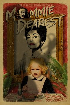 A tribute to the cult classic #MommieDearest about Joan Crawford, starring Faye Dunaway.