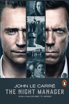 """""""The Night Manager"""" book cover 2016 edition"""