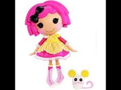 Lalaloopsy Em Biscuit Passo a passo - - YouTube
