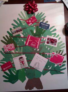 My Fabulous Ideas: The Teacher's Christmas Gift 2011
