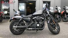 2016 Harley-Davidson Iron XL883 Sportster Just arrived :)