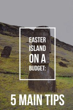 There are many reasons to visit Easter Island (Isla de Pascua – from Spanish), which is one of the most beautiful and remotely located islands on Earth. But whatever our own individual reasons are, one of the most common obstacles has always been: the money.  We all heard it's expensive. So, is it really possible to travel to Easter Island on a budget?... globalstorybook.org