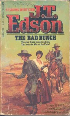 The Bad Bunch by Edson J.T. http://www.amazon.co.uk/dp/0425052281/ref=cm_sw_r_pi_dp_bPgKub0TPDXMQ