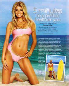 Bikini Body -- A workout plan that has pictures!