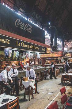 La Chacra del Puerto in Mercado del Puerto, Montevideo, Uruguay | heneedsfood.com