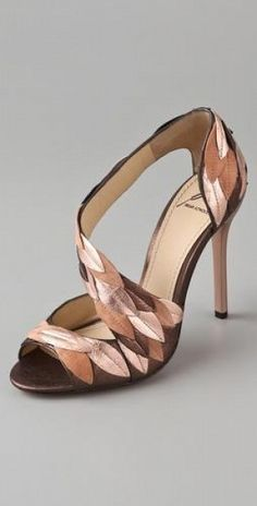 B Brian Atwood Lunetta High Heel Sandals by B Brian Atwood
