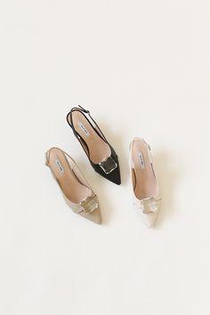 Slingback Shoes, Pump Shoes, Pumps, Office Heels, Fashion Shoes, Fashion Outfits, Dress Set, Shoe Closet, Shoes Women