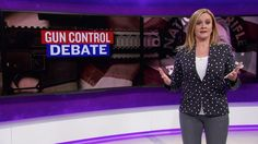 From Their Cold Dead Hands | Full Frontal with Samantha Bee | TBS
