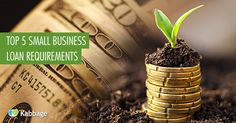 Top 5 Small Business Loan Requirements #smallbusiness #financing #entrepreneurship