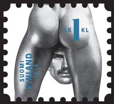 Finnish postal service to issue 'Tom of Finland' gay male erotica stamps Tom Of Finland Art, Le Web, Gay Art, Stamp Collecting, Illuminati, New Set, Postage Stamps, Elvis Presley, Pop Culture