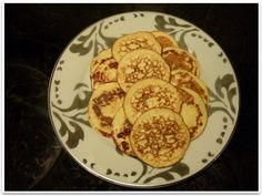 Rahkalettuset :: reseptit :: karppaus.info Dessert Recipes, Desserts, Fodmap, Stevia, Lchf, Pancakes, French Toast, Breakfast, Food