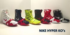 Nike Hyper KO's!!  Have a look at these boots online and follow link below:  http://www.geezersboxing.co.uk/catalogsearch/result/?q=hyper+KO%27s&x=0&y=0  #geezersboxing #boxing #nike #nikeboxing #hyper #KO #KO's #collection