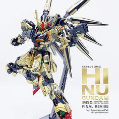 RX-93 [cs] Nu Gundam Compact System - Final Revise