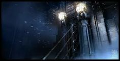 batman arkham origins architecture - Google Search