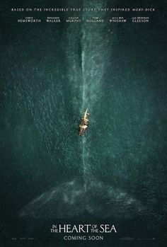 Best Movie Posters of 2015 (In the Heart of the Sea)