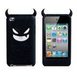 Halloween Devil Demon Silicone Case for Apple iPod Touch