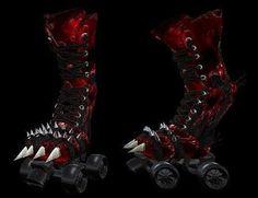 Roller Hoof Skates