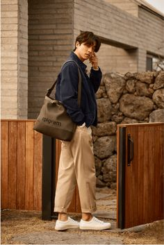 Gong Yoo relaxes after Goblin with low-key photo shoot in Jeju Island for Marie Claire