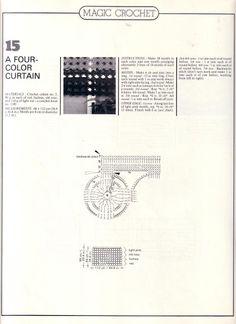 Magic Crochet nº 17 - leila tkd - Álbumes web de Picasa