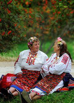 Bulgarian grandmothers
