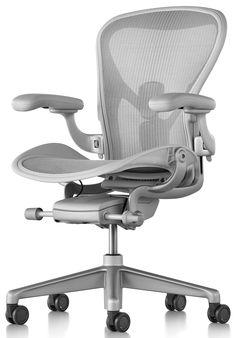 Herman Miller updates iconic Aeron office chair
