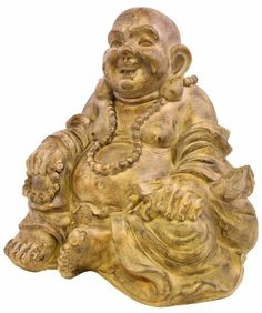 Kelkay 4876 Stonetouch Large Sitting Buddha Statue By 99 Designed For Both Indoor