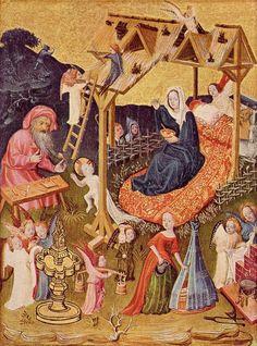 Dirck Barendsz (séc. XVI) http://www.snpcultura.org/vol_representacoes_natal_arte_crista.html