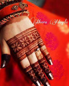 Henna Hand Designs, Latest Simple Mehndi Designs, Mehndi Designs Finger, Mehndi Designs For Beginners, Wedding Mehndi Designs, Mehndi Designs For Fingers, Mehndi Simple, Latest Bridal Mehndi Designs, Stylish Mehndi Designs