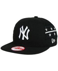913f439a5fe66 New Era New York Yankees Fine Side 9FIFTY Snapback Cap Men - Sports Fan Shop  By Lids - Macy s