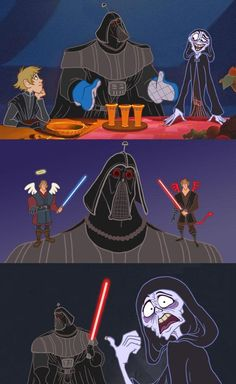 The Emperor's New Groove   Star Wars