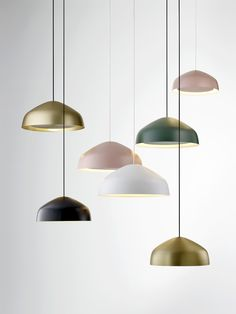 Aura Pendant | Available in 450mm and 600mm diameter | Lighting | Industrial Design | Interior Design Furniture Design Images, Interior Lighting, Lighting Design, Pendant Chandelier, Pendant Lighting, Light Table, Melbourne, Vic Australia, Wall Lamps
