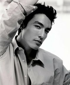 daniel henney - whoever you are, yowza.
