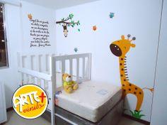 Decoración para el cuarto del bebe