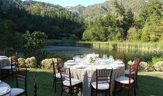 Napa Valley Weddings, Napa Wedding Venues - Calistoga Ranch Napa Valley
