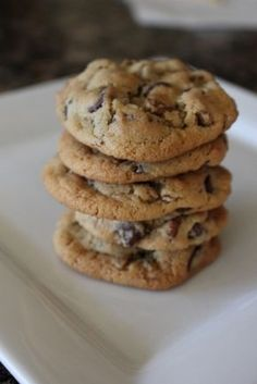 good old Nestle Tollhouse Chocolate Chip Cookie recipe: my favourite!