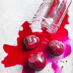 Eat beets all year long with our homemade pickled beets recipe. You'll only need 7 ingredients: whole beets, vinegar, water, sugar, cinnamon, allspice, and whole cloves. An hour and a half of cooking, preparing and processing yields 6 half-pint jars of beets—yum!