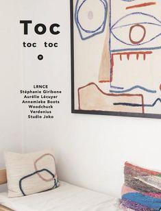 TOC TOC TOC #17 Our Legacy, Joko, Workshop, Studio, Home Decor, King, French, Illustration, Knock Knock