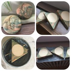 Made by 🌟Collage🌟 Plates, Tableware, Collage, Food, Licence Plates, Dishes, Dinnerware, Collages, Griddles