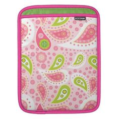 =>quality product          Cute pink green paisley Rickshaw iPad sleeve           Cute pink green paisley Rickshaw iPad sleeve We have the best promotion for you and if you are interested in the related item or need more information reviews from the x customer who are own of them before please...Cleck Hot Deals >>> http://www.zazzle.com/cute_pink_green_paisley_rickshaw_ipad_sleeve-205395890380876224?rf=238627982471231924&zbar=1&tc=terrest
