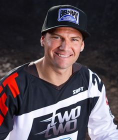 Chad Reed #22 Supercross Racer, and owner of Two Two Motorsports.