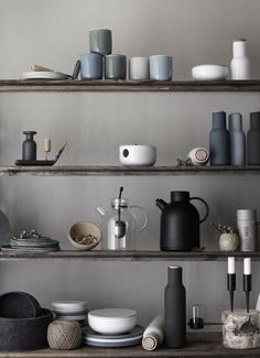 shades of grey #decor #colors #styling