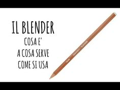84d06391d2ea IL BLENDER  Cos è  Differenze ed utilizzi (Arte per Te)
