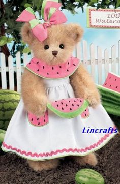 I want a dress like this for Lilie  but no one makes them anymore! I feel like they were all the rage when I was little! MUST FIND WATERMELON COLLAR!
