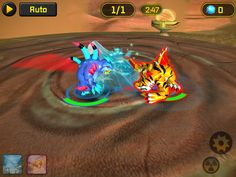 7. Beware! You have 3 minutes only to defeat all the enemy waves of your opponent. Be quick!