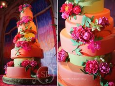 Sedona Cake Couture...This would be cool in  your wedding colors...don't ya think Rachel?