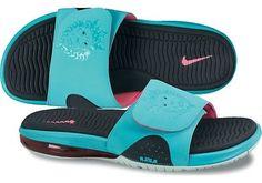 Nike Lebron Sandals