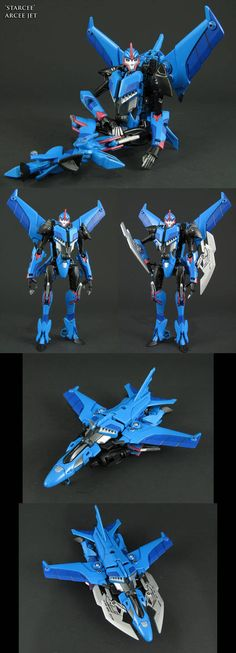 Transformers Starcee custom Arcee jet mode by Jin-Saotome on DeviantArt Transformers Autobots, Transformers Prime, Freddy Fazbear, Old Cartoons, Dragon Age, Avengers, Things To Come, Marvel, Deviantart