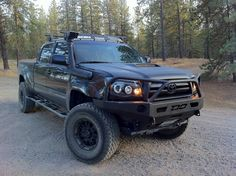 One of my favorite tacoma builds, CopyTaco's 2010 BSP Double Cab LB Build