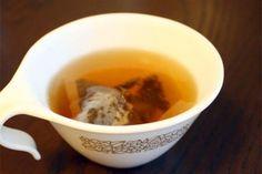 tea for DIY sunburn relief