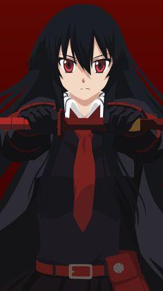 Akame Ga Kill, Anime Wallpaper Phone, Seven Deadly Sins Anime, Fairy Tail Anime, Beautiful Anime Girl, Fan Art, Pints, Character, Military Art